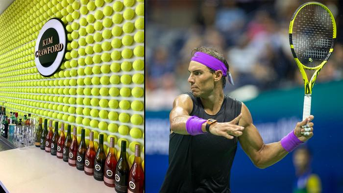 Kim Crawford Serves Up 17,000 Glasses at U.S. Open