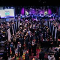 The world of wine was represented at the Grand Tasting.