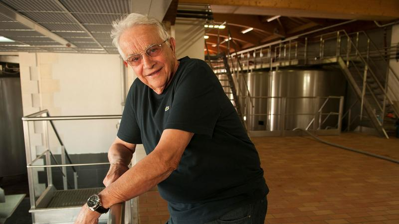 Jean Gautreau started his career as a wine merchant, but became a notable vintner too.