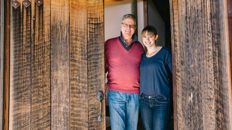 Father and daughter Jasyon and Cleo Pahlmeyer have built their family winery into a Napa star.