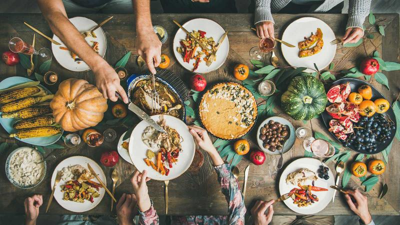 Winemakers Keep It Real on Thanksgiving