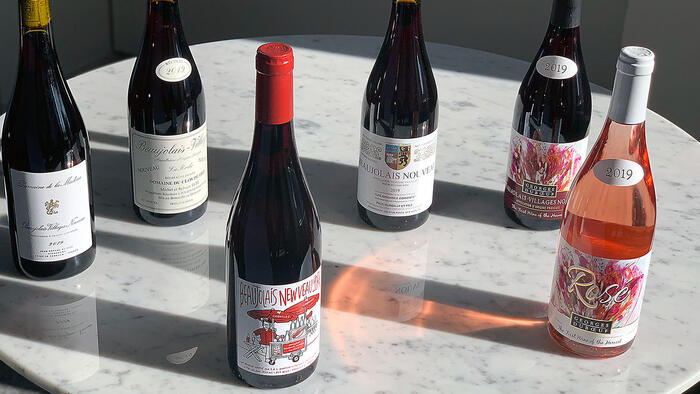 Come Hail or High Tariffs, 2019 Beaujolais Nouveau Arrives