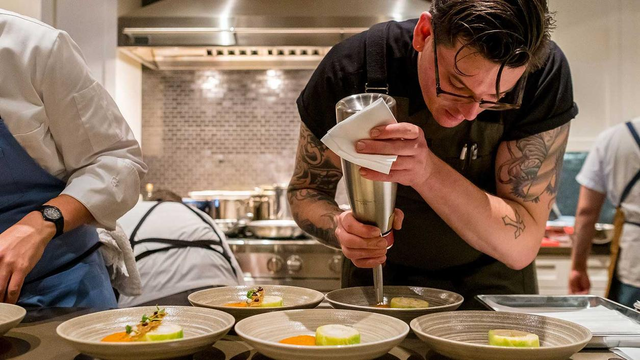 'Top Chef' Alums Reunite for Kosta Browne Cook-Off