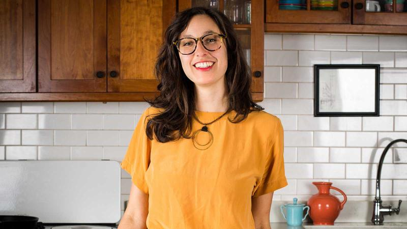 Cheese pro Jessica Sennett listened to her customers and invented an answer to their top question.