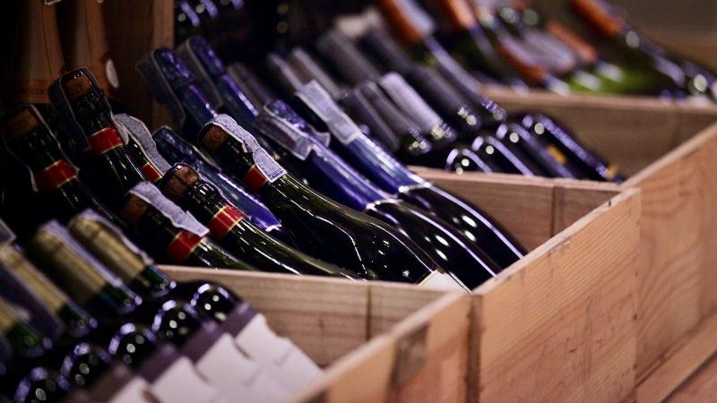 More European wines will be hit with tariffs if a new U.S. government proposal goes into effect.