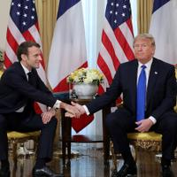 French President Emmanuel Macron and U.S. President Donald J. Trump recently met at the NATO summit in London.