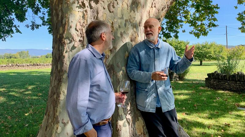 John Malkovich's Double Life in Wine