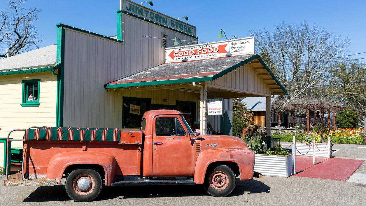A Reluctant Farewell to Jimtown Store