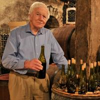 Michel Lafarge was known for his quiet confidence in the cellar and his belief that old vines made the best Burgundy.
