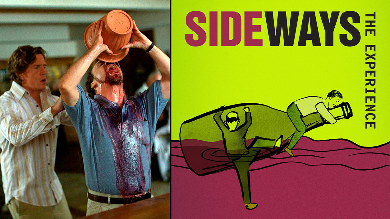 'Sideways' Comes to Off-Broadway, Makes Peace with Merlot?