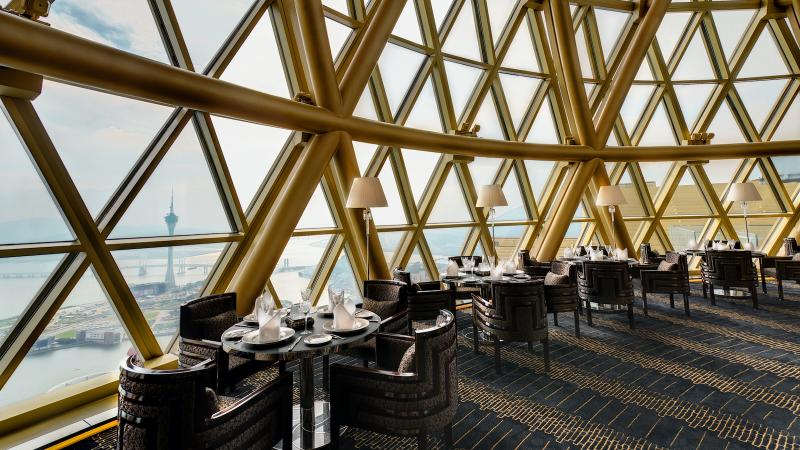 For more than two weeks, Robuchon Au Dôme and other top Macau restaurants were shuttered.