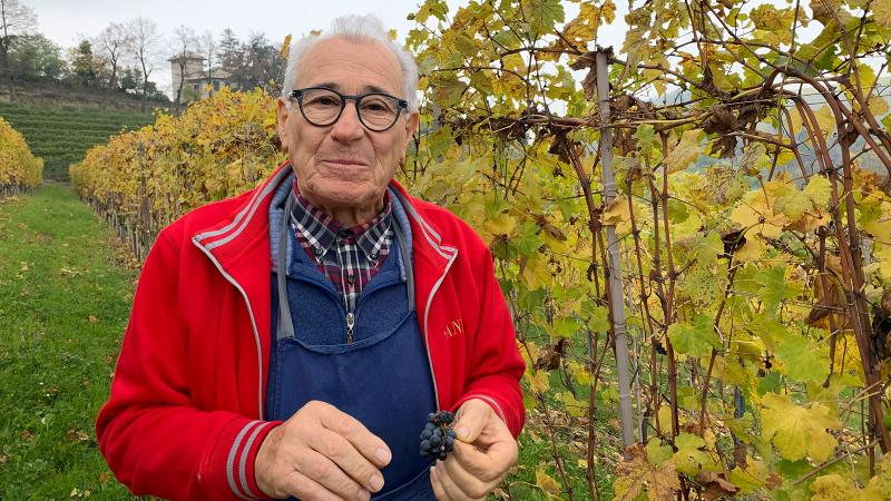 Luciano Sandrone's New Super Barolo