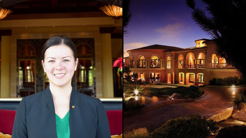 Addison's recently promoted wine director, Victoria O'Bryan, has worked at the Grand Award winner since 2013.