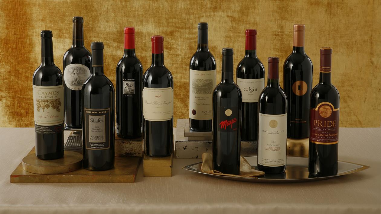 Wine Ratings Search Wine Spectator