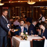 Image for the article titled:2019's Best Restaurants for Wine Announced