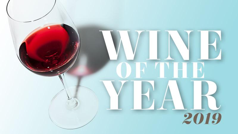 Wine Spectator's Wine of the Year 2019