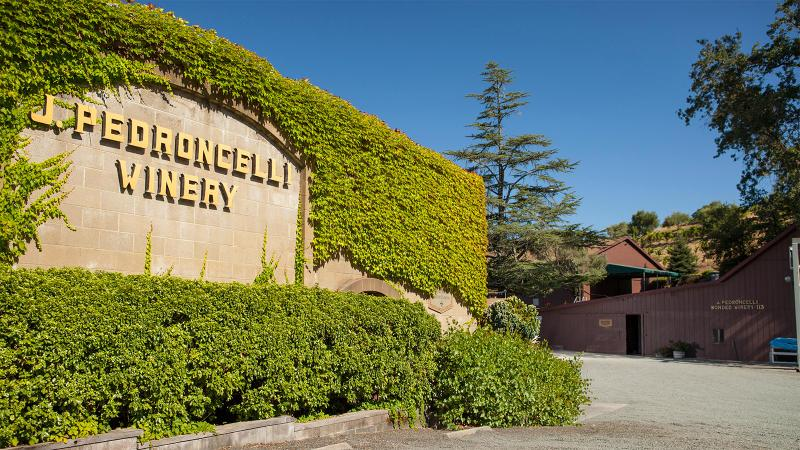 Sonoma's Pedroncelli Winery Celebrates 90 Years
