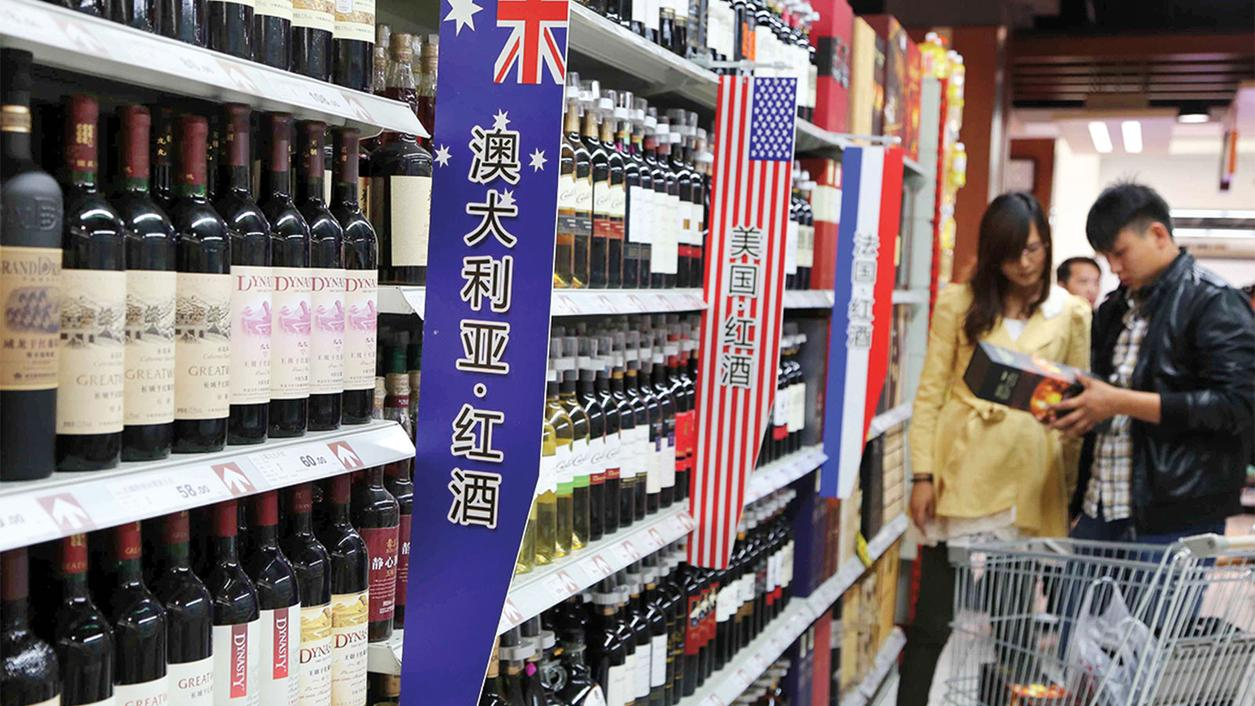 China's Wine Market Rebounds