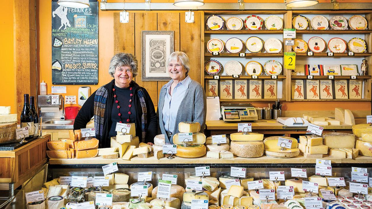 Community First at Cowgirl Creamery