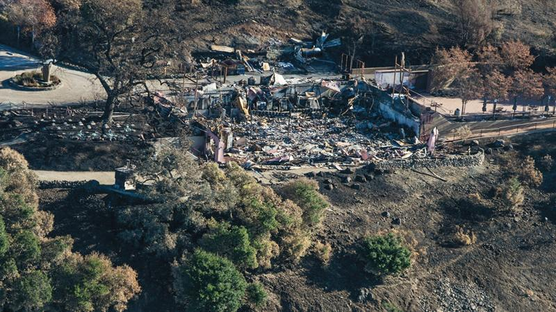 Northern California Wildfire Impact Study Reveals Signs of Hope