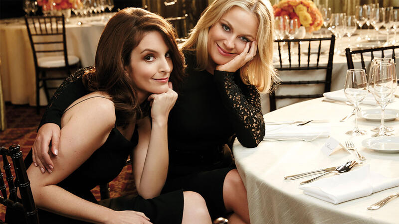 Amy Poehler Hits Wine Country and Brings Tina Fey Along