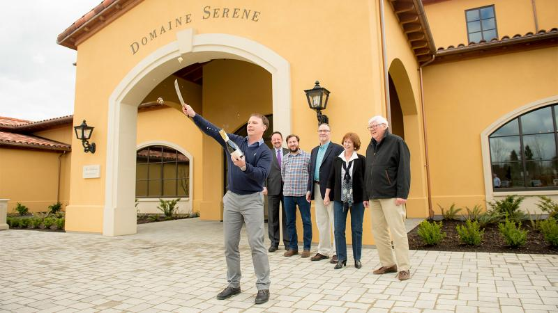 Oregon Winery Owners Fund New Wine Studies Program for Willamette Valley's Linfield College