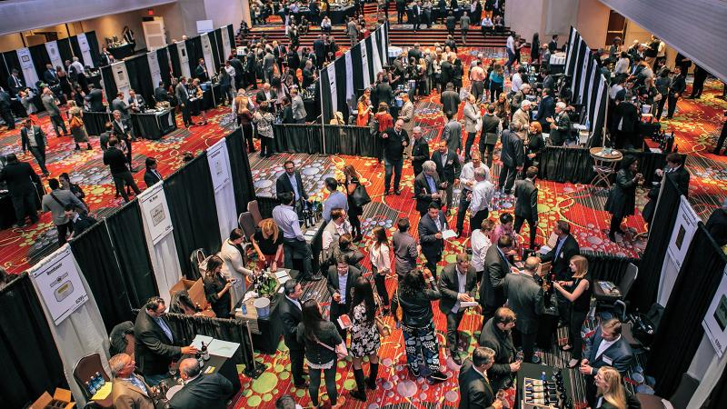 Wine Fans Flock to 2018 Grand Tour