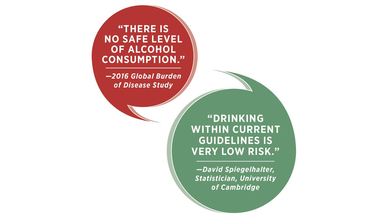 Experts Duel Over Safety of Drinking