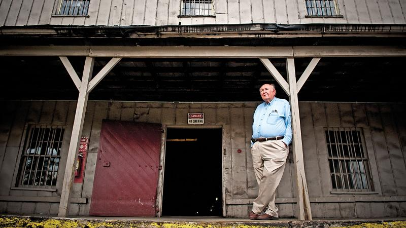 Bourbon master Jimmy Russell has spearheaded a sea change in American whiskey while honoring tradition.