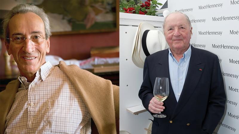 In Memoriam: Albert Frère and Patrick Léon