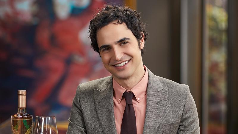 Zac Posen's Designs on Food and Wine
