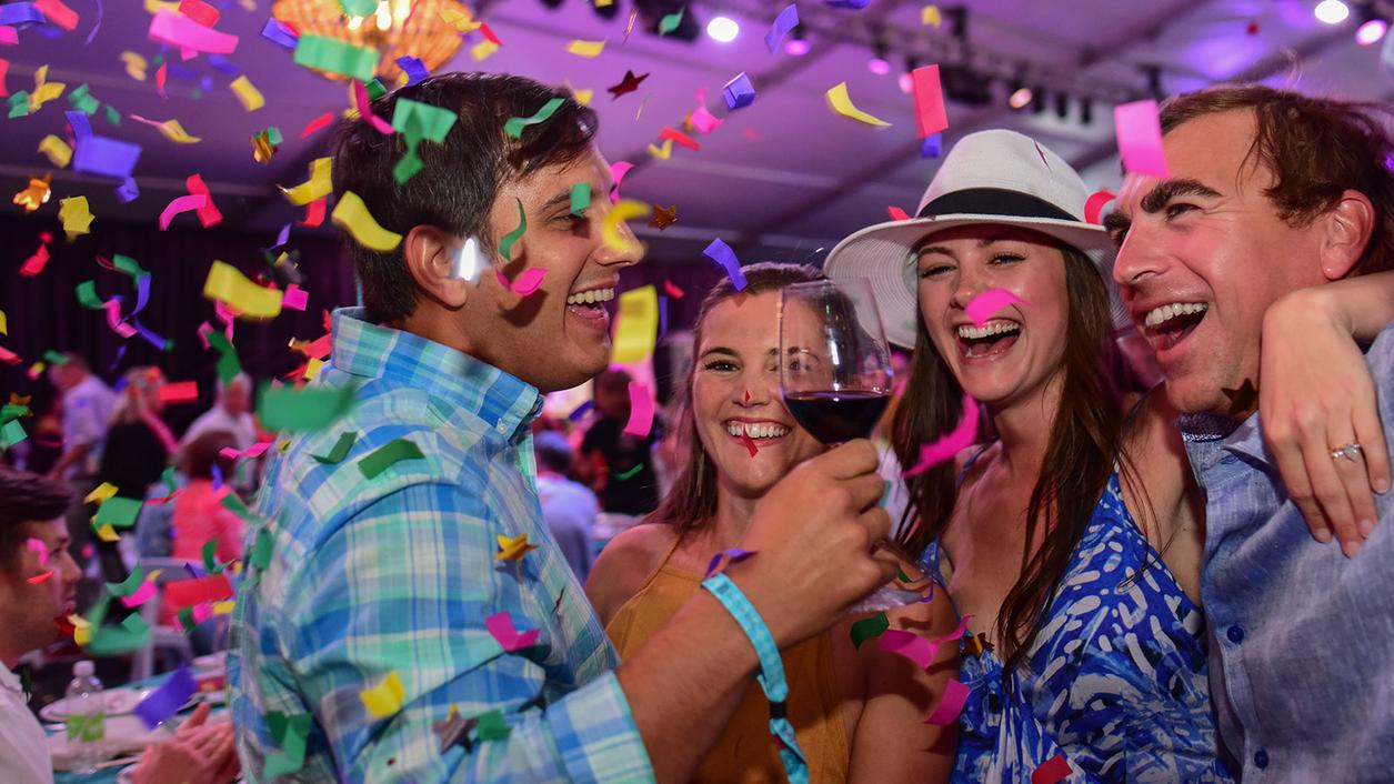 Wine and Goodwill Raise Millions for Charity