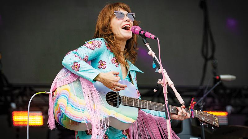 Rocker Jenny Lewis: Natural Wine Is 'Punk'