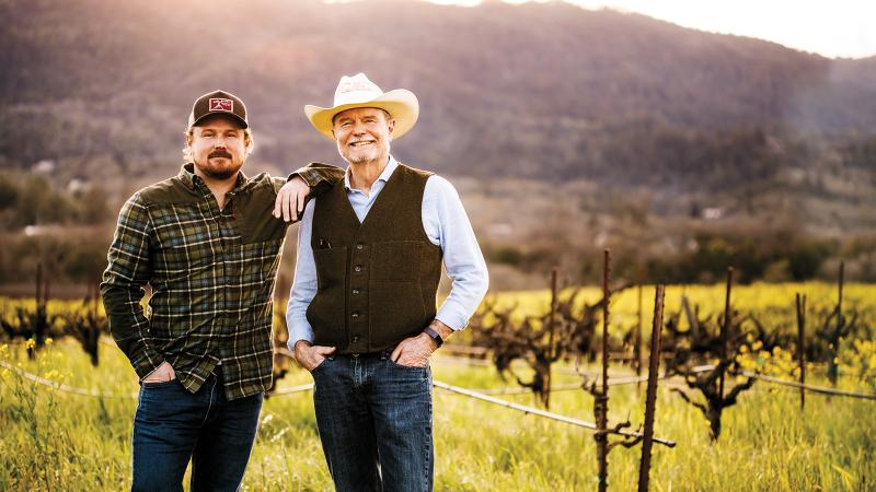 Zinfandel from Father to Son