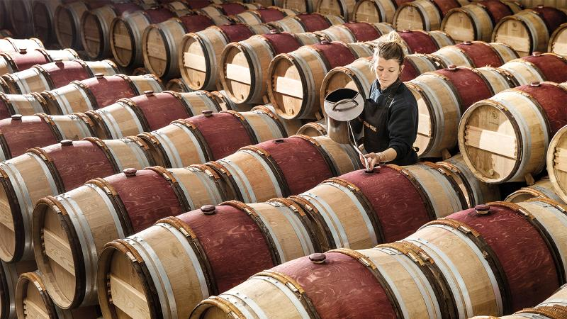 Careful cellar work at Château Figeac contributed to this St.-Emilion estate's success in the 2018 vintage, producing a standout red with gorgeous flavors and velvety texture.