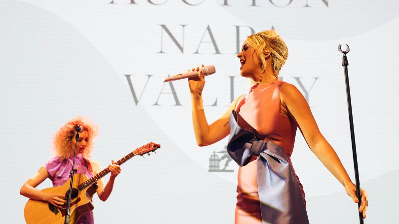 Auction Napa Valley Raises Nearly $12 Million for Charity