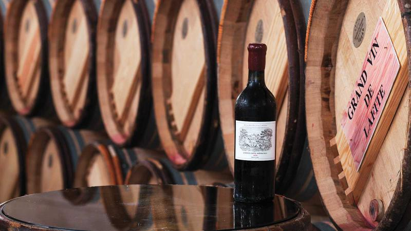 Wine Prices Climb at Auction in 2019