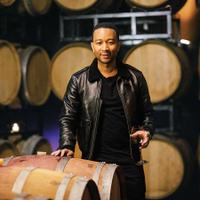 John Legend at Raymond Vineyards in Napa