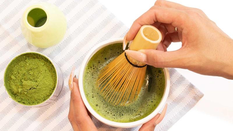 A Matcha Made in Heaven