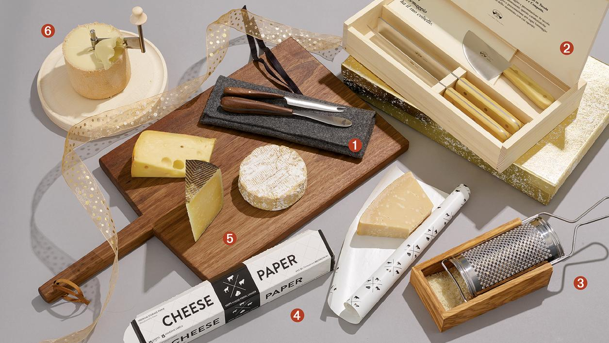 Gift Guide: Just Add Cheese