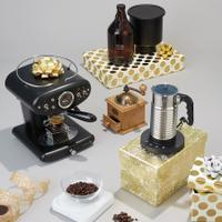 Coffee lovers will feel the warmth with these holiday gifts.