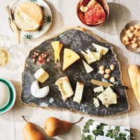 Celebrate the holidays with these 7 luxurious cheeses.