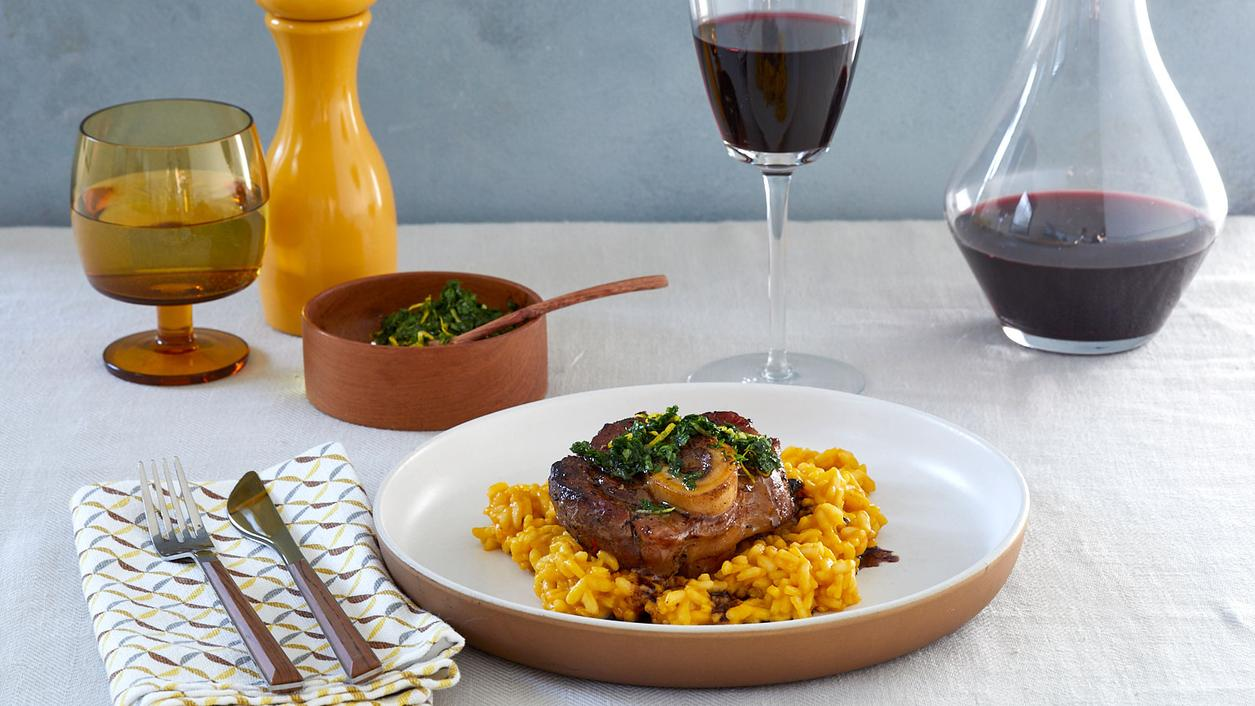 Osso Buco with Barolo