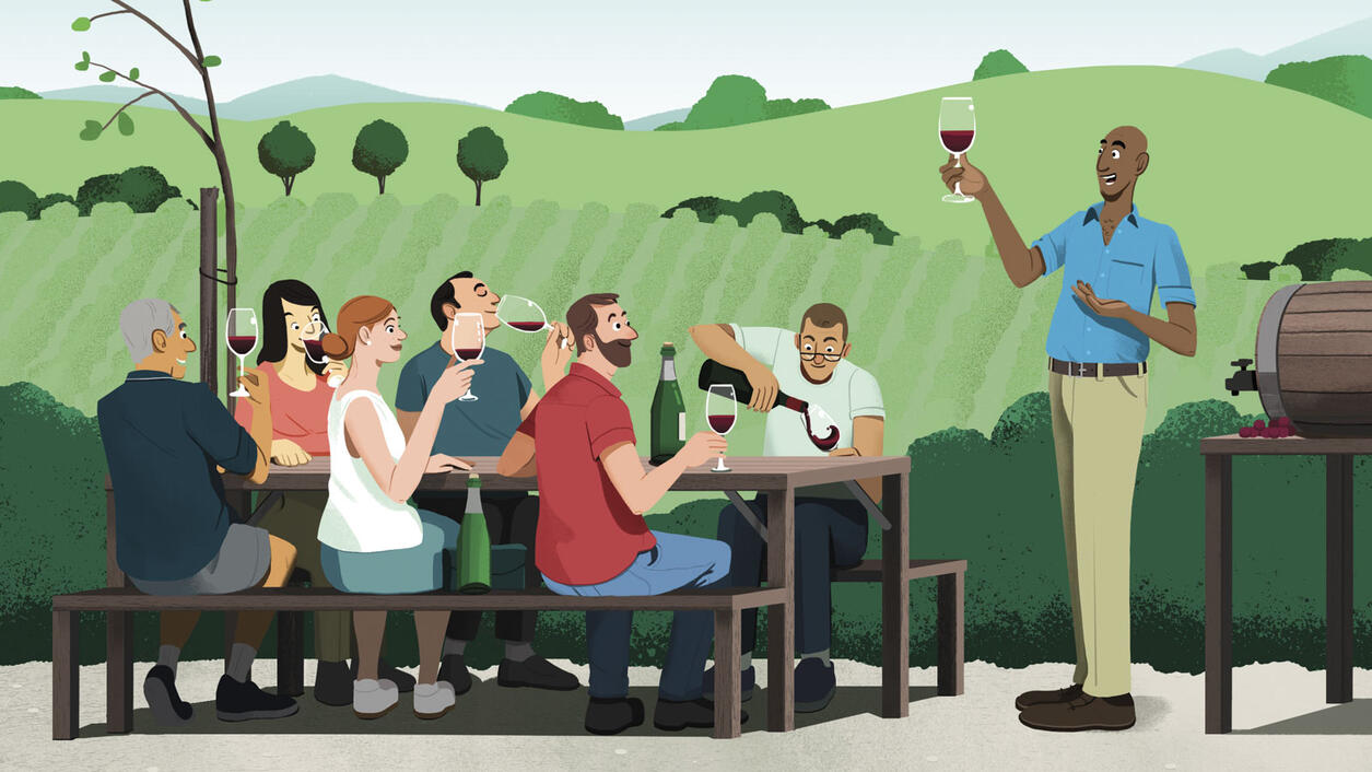 Wineries: Direct Access