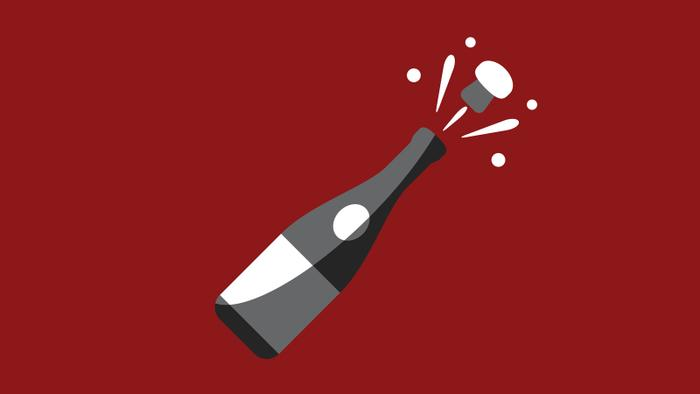 Are sparkling wines more intoxicating than still wines?
