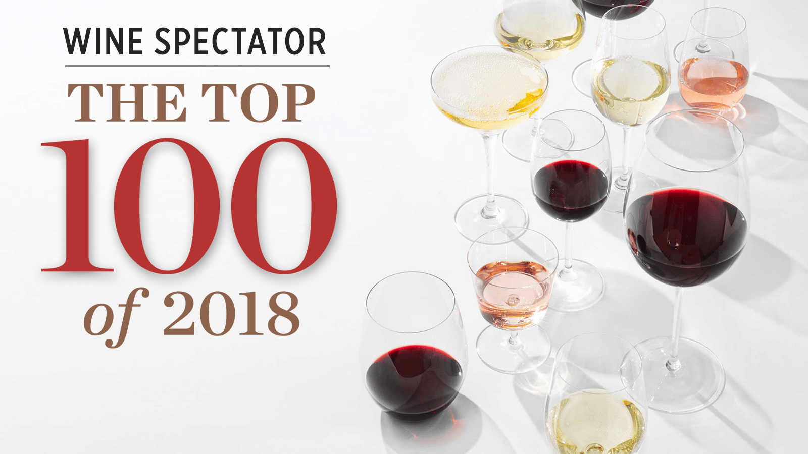 The Top 100 Wines of 2018