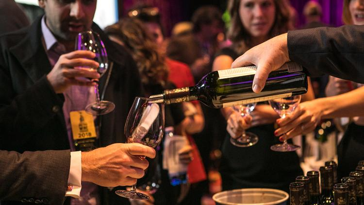 The Wine World's Greatest Show on Terroir